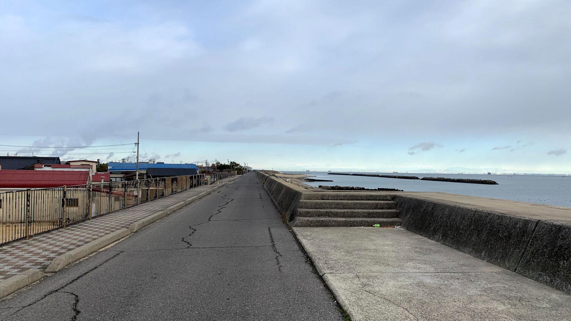 余裕あるペースで走っていてもノー給水での40キロ走はかなりきつい事が判明しました