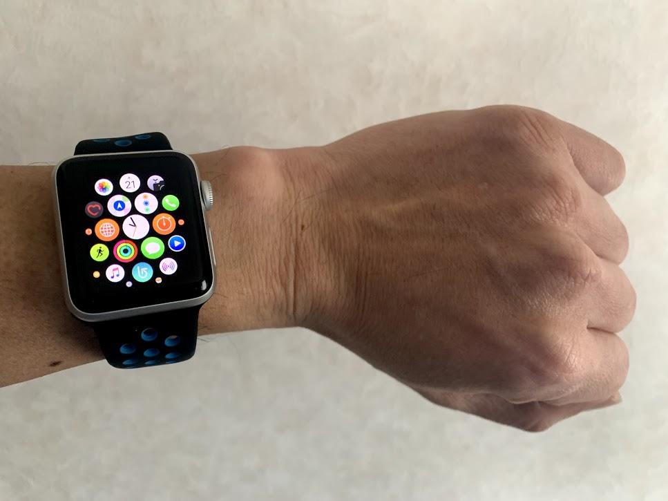 Apple Watchのおかげでロードジョグが驚くほど快適に