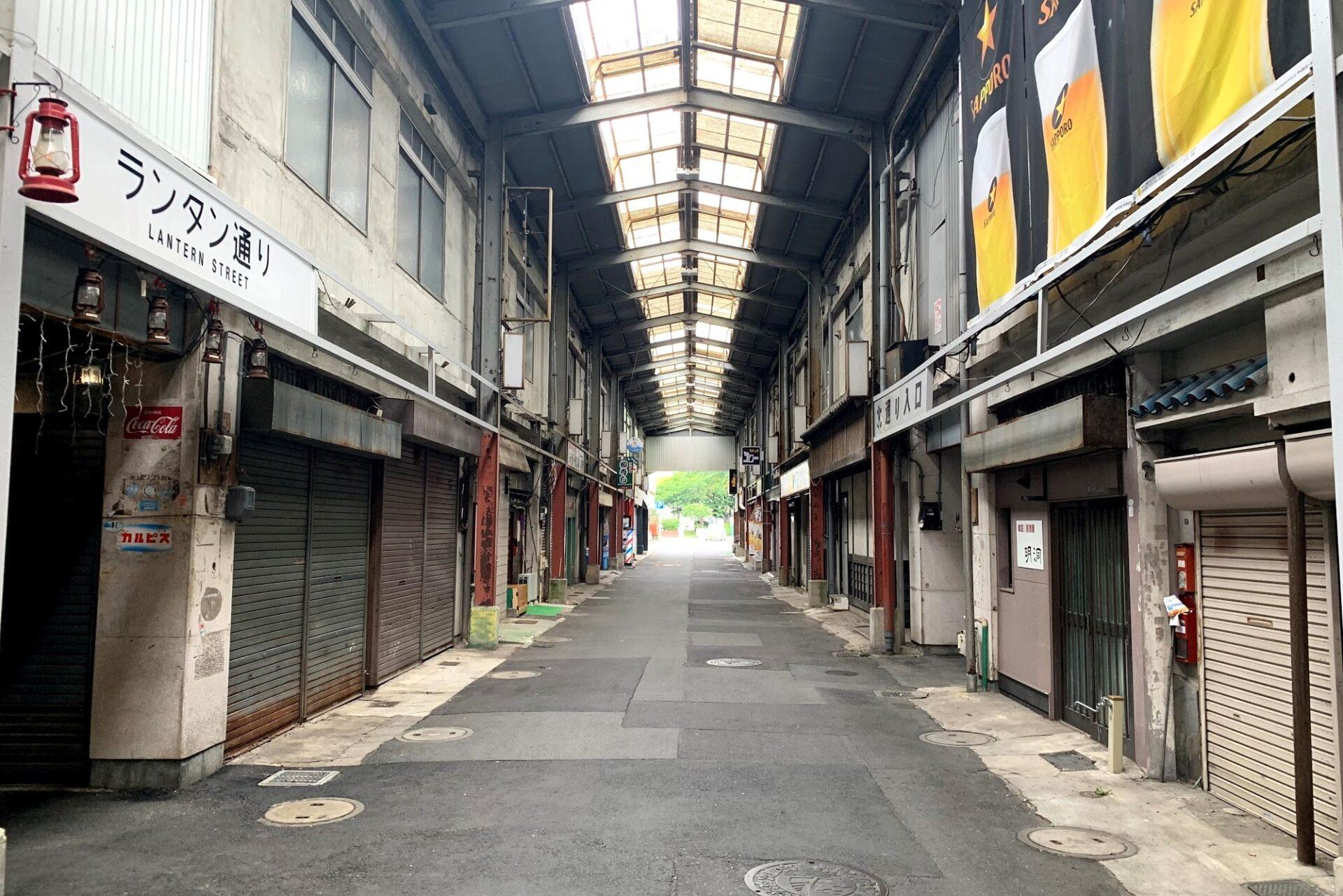 全国から人を集める商店街がある津市本来の繁華街・大門を巡り歩き