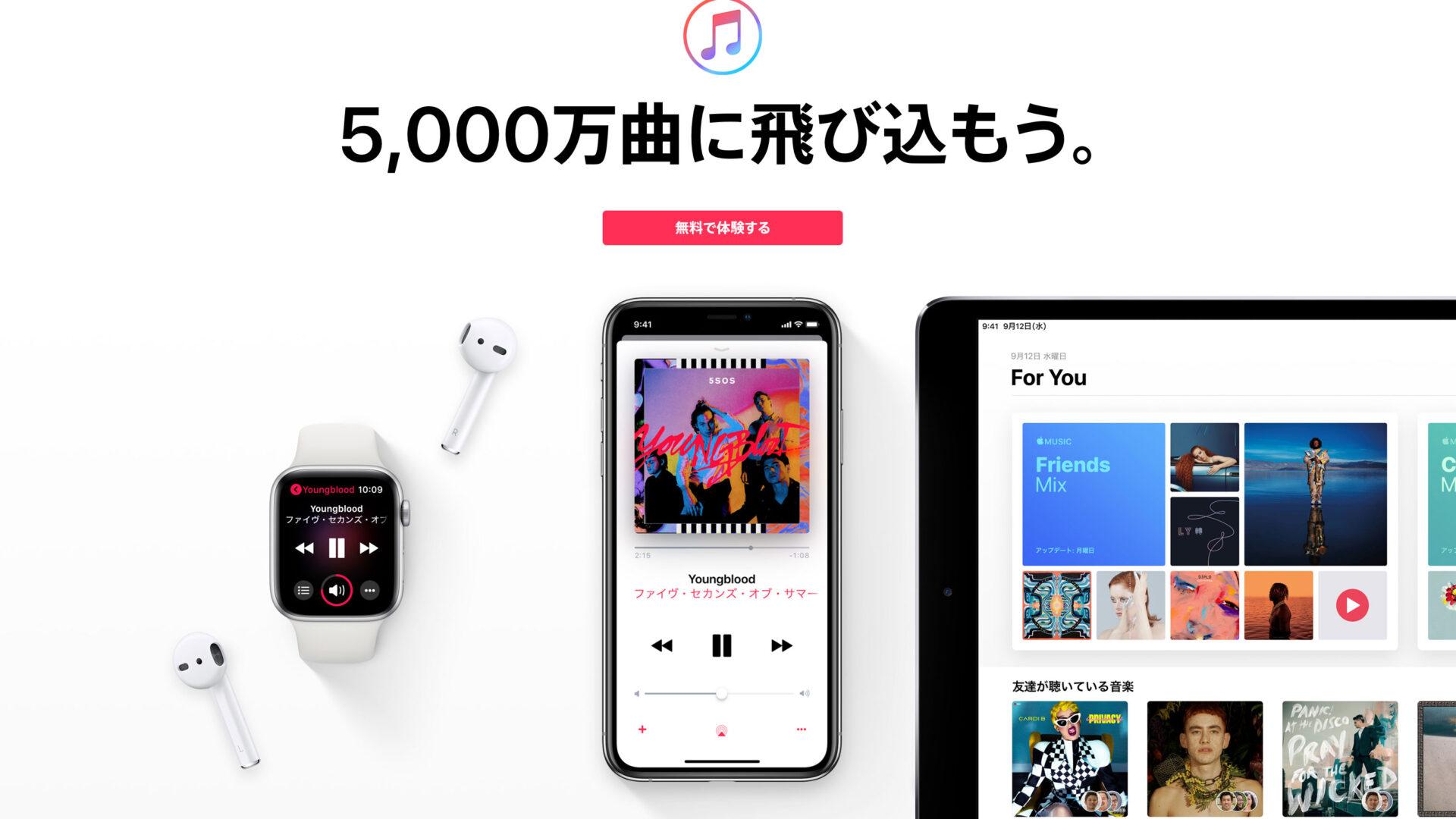 音楽定額配信サービス「Apple Music」を再開した事でいよいよ年末年始の走り込みに向けた準備も万全