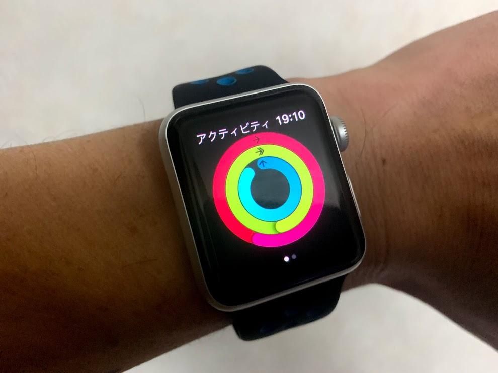 Apple Watch「アクティビティ」アプリの機能を知ろう