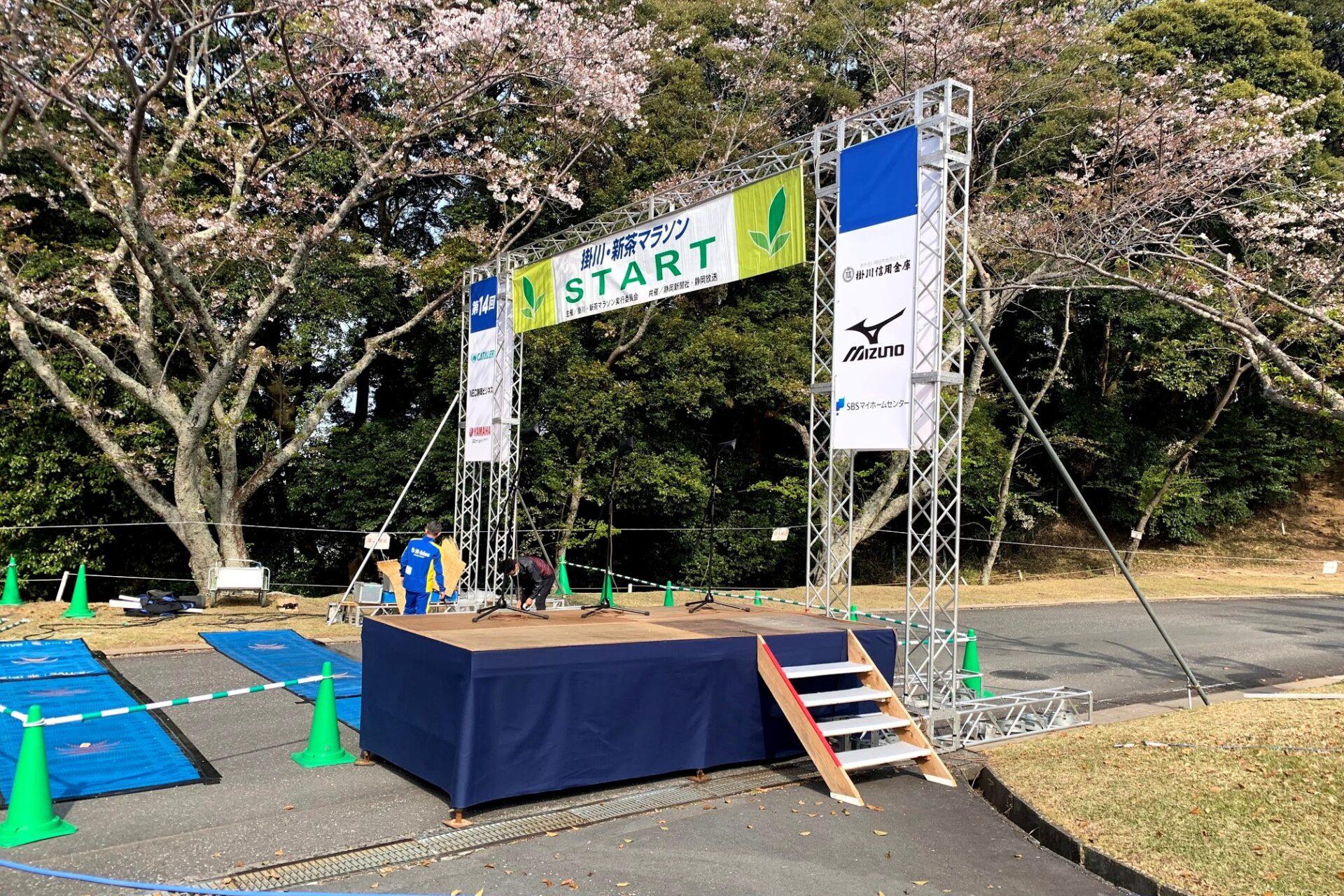 掛川・新茶マラソンでの反省を必ず洞爺湖マラソンで生かそう