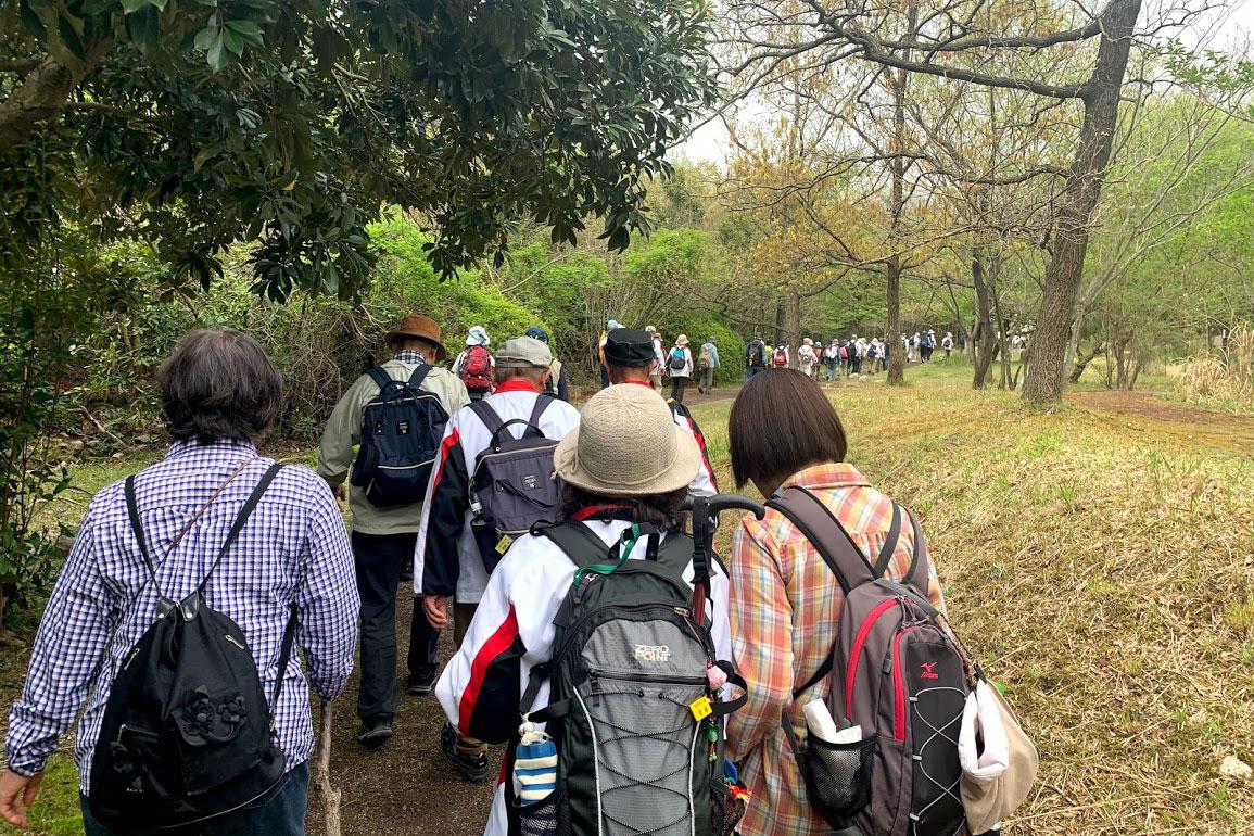 四日市歩こう会・総会ウォークにて痛感した今後のウオーキング協会の課題