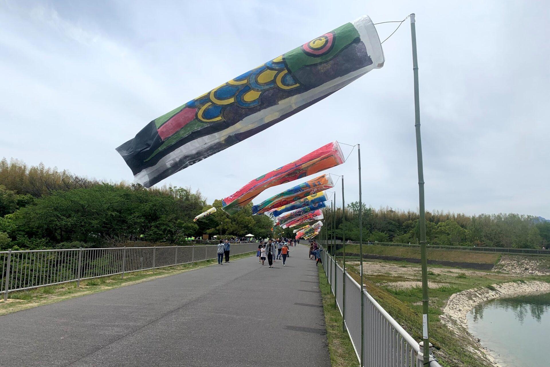 10連休2日目は伊坂ダムロング走+イヤーラウンド取材ジョグで43キロの走り込み