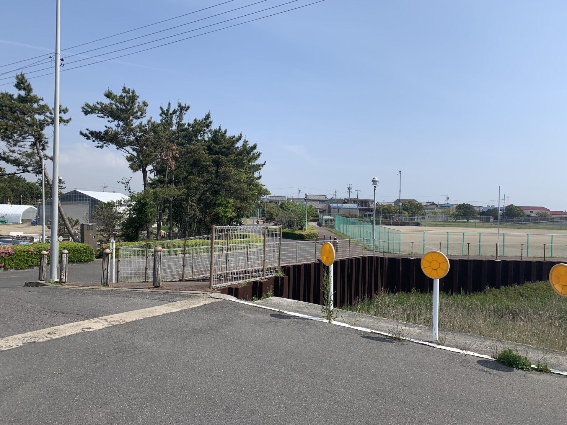 あえて過酷な状況を作り出しての南部丘陵⇄箕田公園往復40kmLSDを実施
