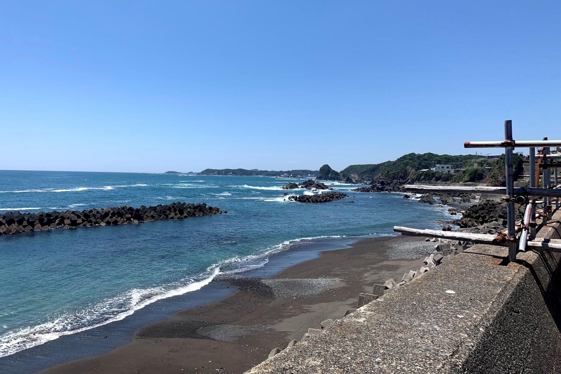 伊勢志摩ツーデーウォーク・2日目16・25キロコースの最大の見どころは?