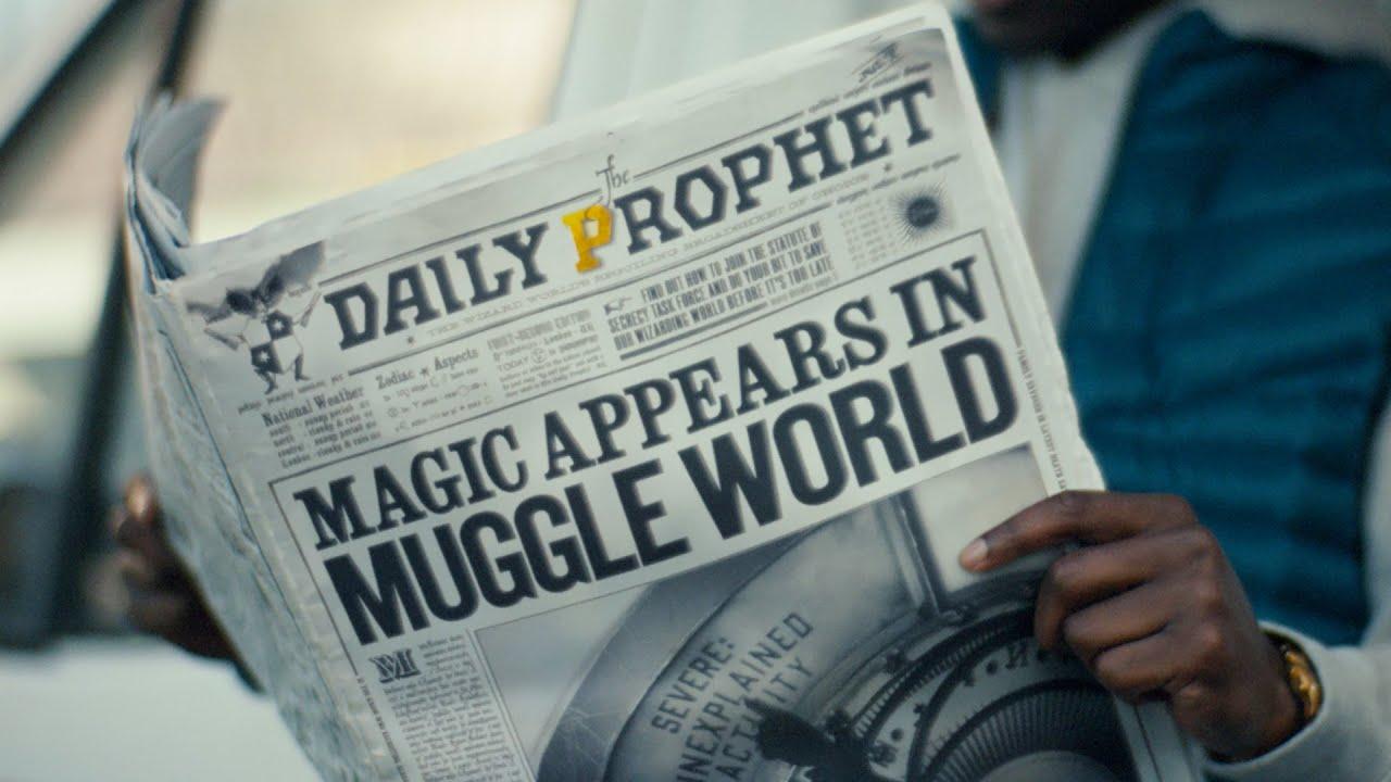 あの世界的ベストセラー「ハリーポッター」までが位置情報ゲームとして登場?