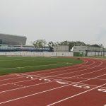 スピード練習環境が一新された中央緑地公園にてスピード練習を再開