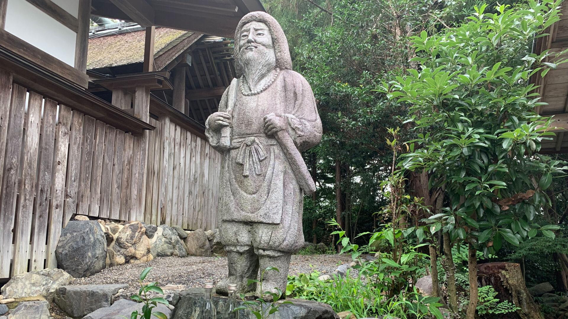 梅雨明け後の再出発に備えて古代最強英雄・ヤマトタケルゆかりの地巡り