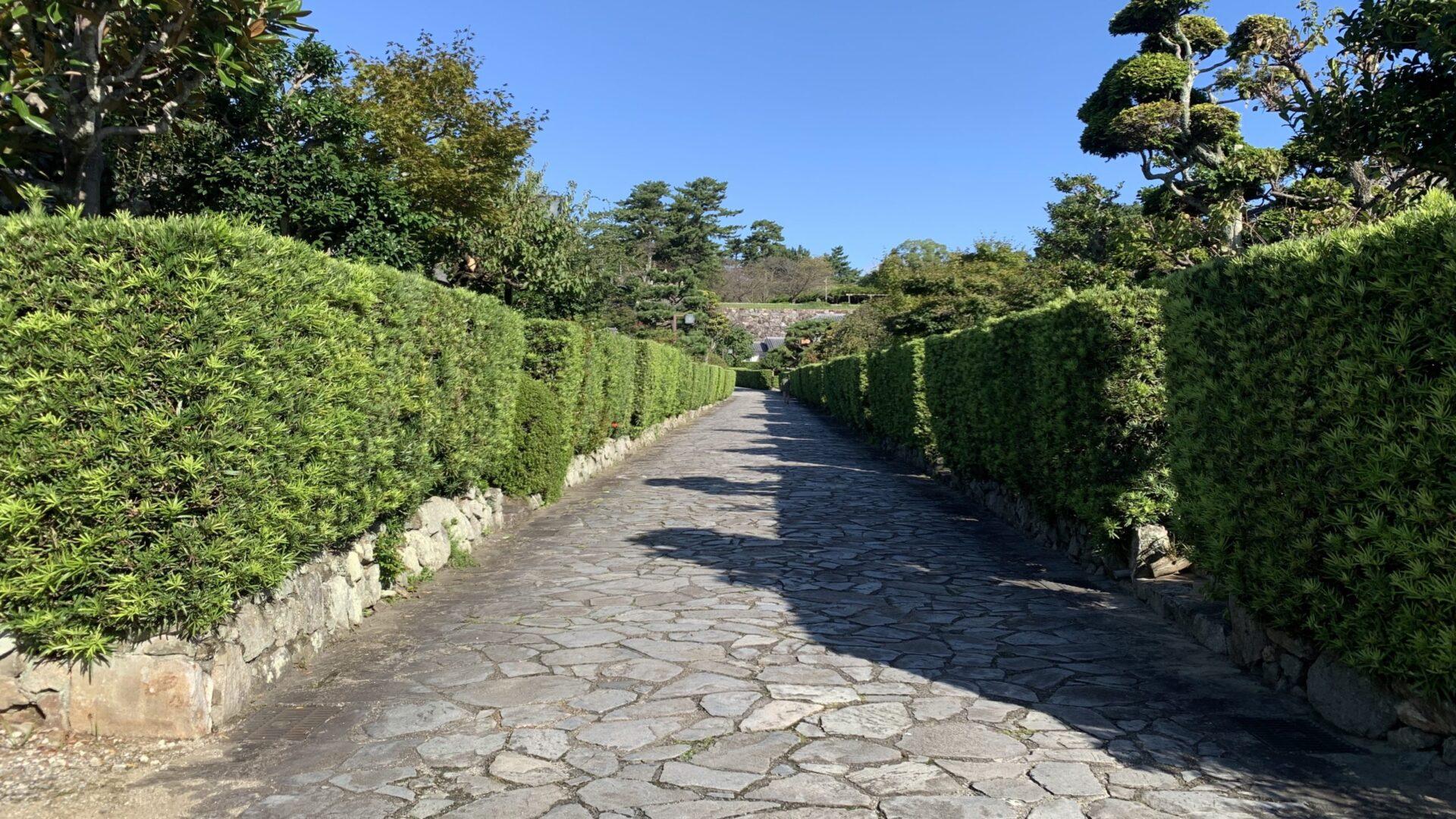 歴史情緒漂う松阪の地にてかなり久しぶりに20キロ超えラン