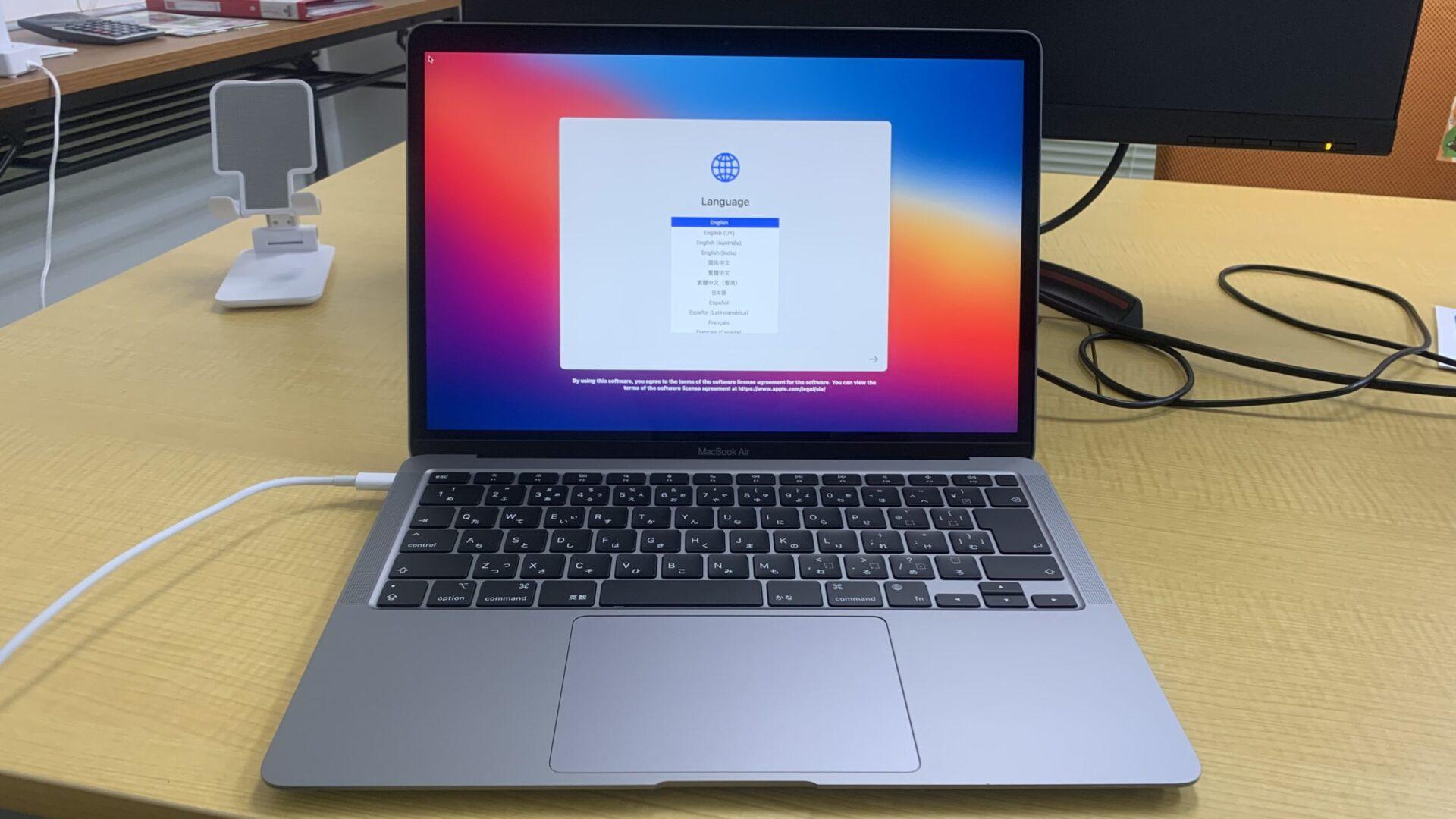 ネット上の噂に違わぬ性能を誇る新MacBookAirを今こそ使い倒そう